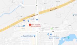 仙台泉古内 ロードマップ