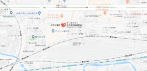仙台生協幸町 ロードマップ