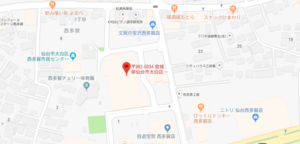 仙台太白西多賀 ロードマップ