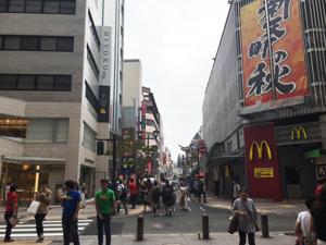 福岡天神 ロードマップ