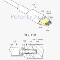 Thumb apple patent lightning