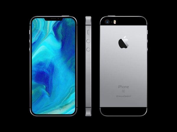 Large thumb iphone se 2 3d render geskin 1