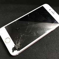 iPhone修理シルバーガレージ秋葉原店のiPhone6s 液晶破損に関する記事