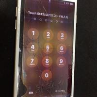 iPhone修理シルバーガレージ池袋店のiPhone7液晶破損修理に関する記事