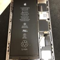 iPhone修理シルバーガレージ大宮店のiPhone6Puls バッテリー交換に関する記事