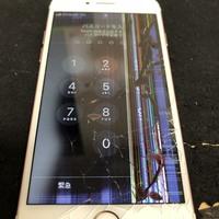 iPhone修理シルバーガレージ町田店のiPhone7液晶破損修理に関する記事