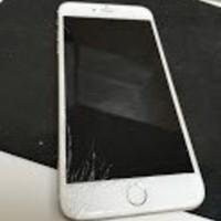 iPhone修理シルバーガレージ大宮店のiPhone6+白ガラス割れ修理に関する記事