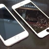 Thumb iphone glass coating