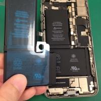 iPhone修理シルバーガレージ中野店のiPhoneX バッテリー交換修理に関する記事