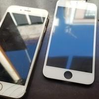 Thumb iphone gamen