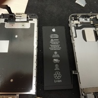 iPhone修理シルバーガレージ池袋店のiPhone6sバッテリー交換に関する記事
