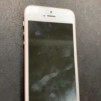 iPhone修理シルバーガレージ秋葉原店のiPhoneSE 液晶破損修理に関する記事
