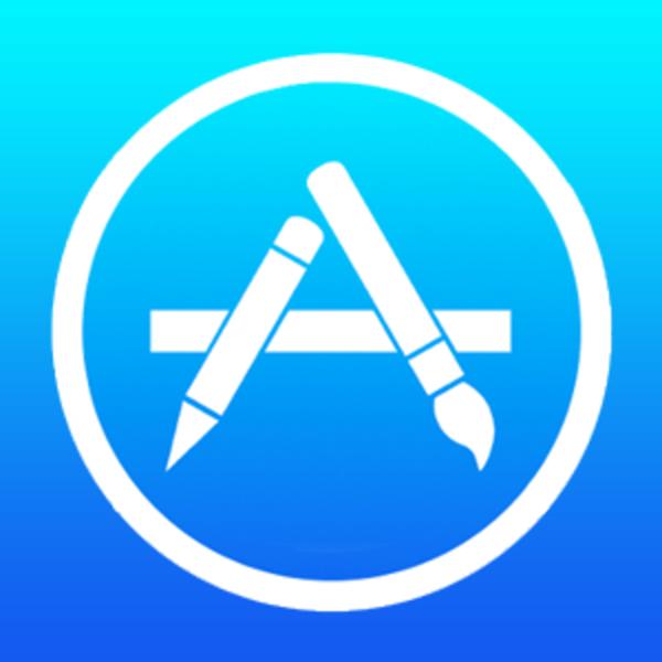 Large thumb app store
